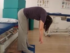 operacija kralježnice - opseg pokreta prije operacije krelježnice